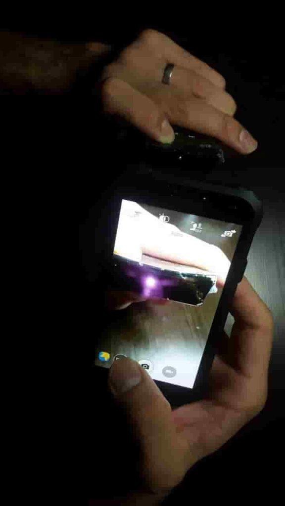 روش تشخیص روشن بودن دوربین مداربسته