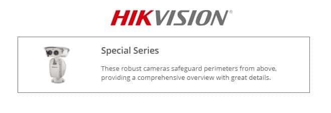 قیمت دوربین هایک ویژن
