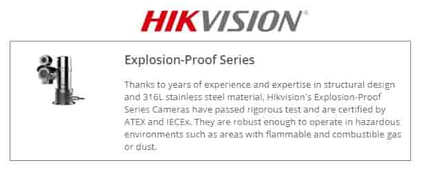 Explosion-Proof Series