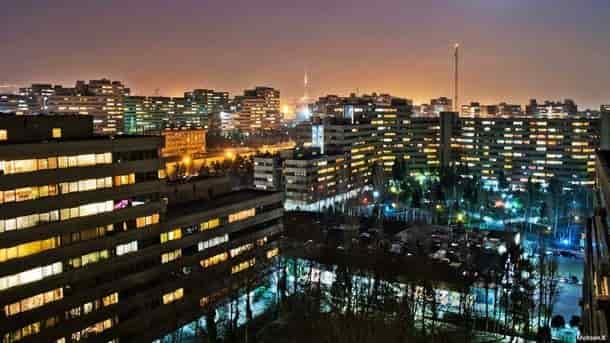 نصب دوربین مدار بسته در تهران