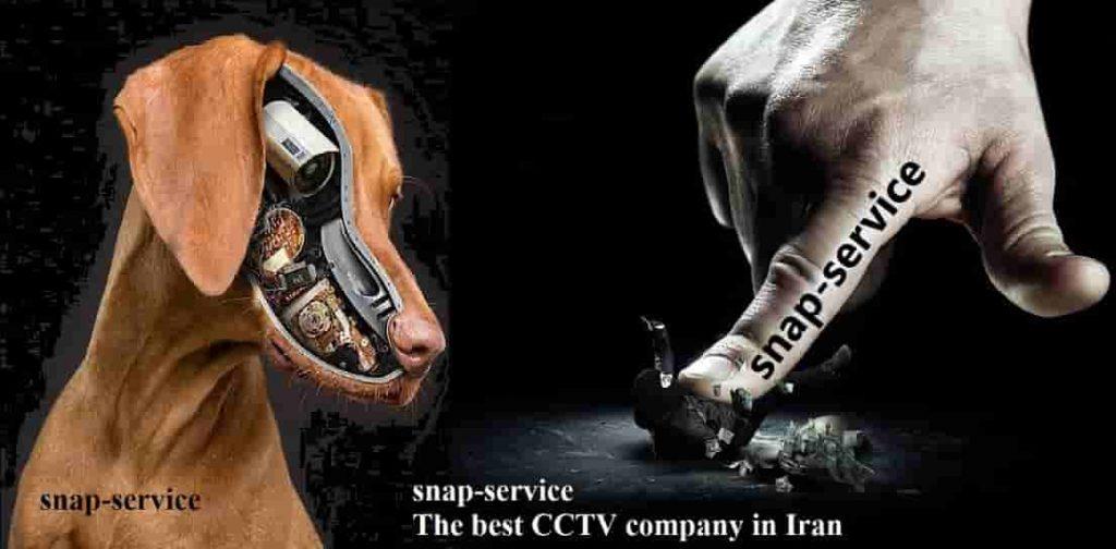 نصب دوربین مدار بسته جنوب تهران