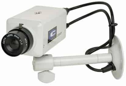 C-Mount CCTV Cameras